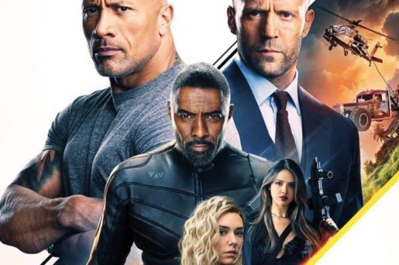 """""""Hobbs and Shaw"""""""